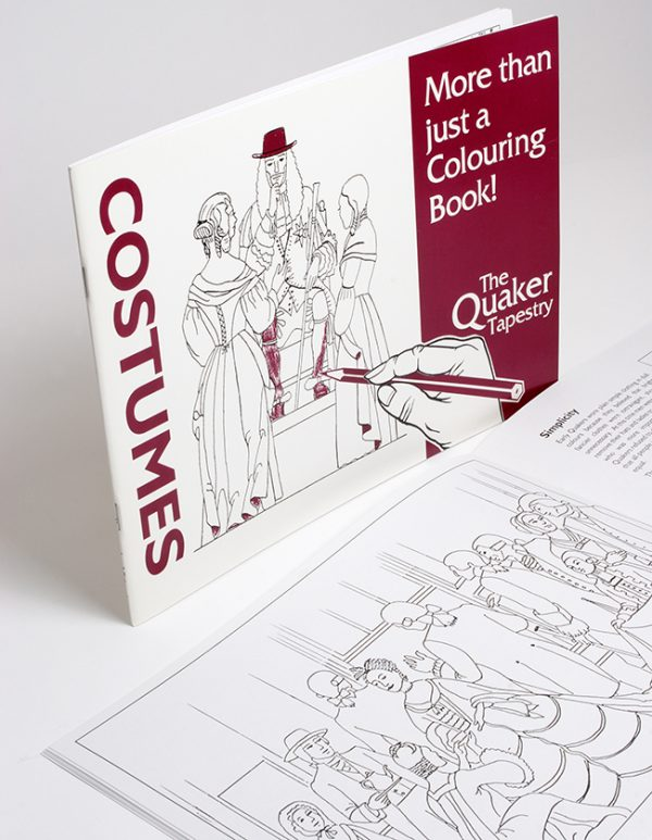 Colouring Book Costumes