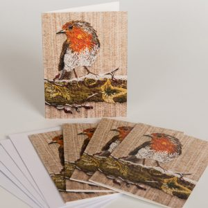 Robin Notecard Pack