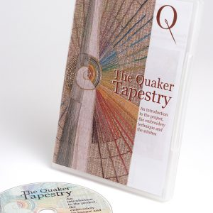 Quaker Tapestry stitches film PAL