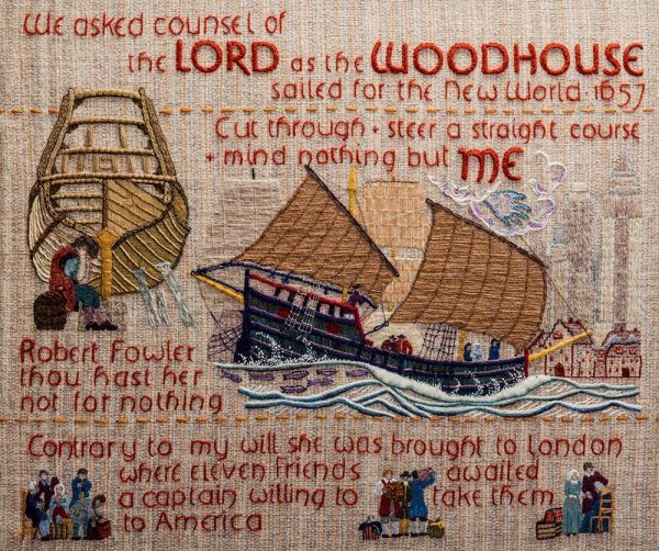 Woodhouse ship
