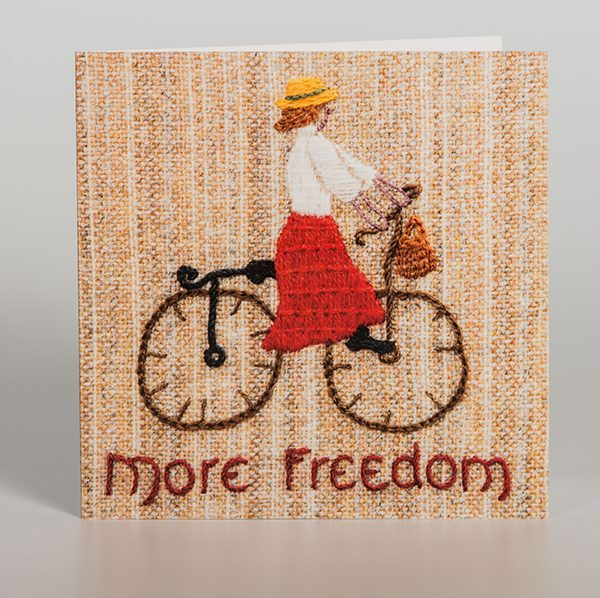 More Freedom card