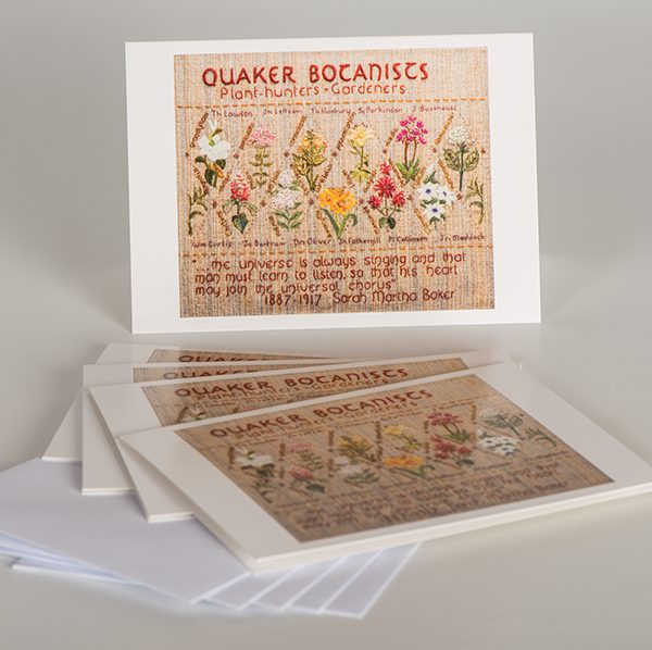 Botanists Notecard pack