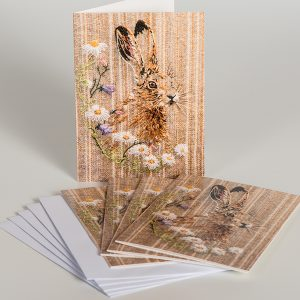 Bramley Hare Notecard Pack