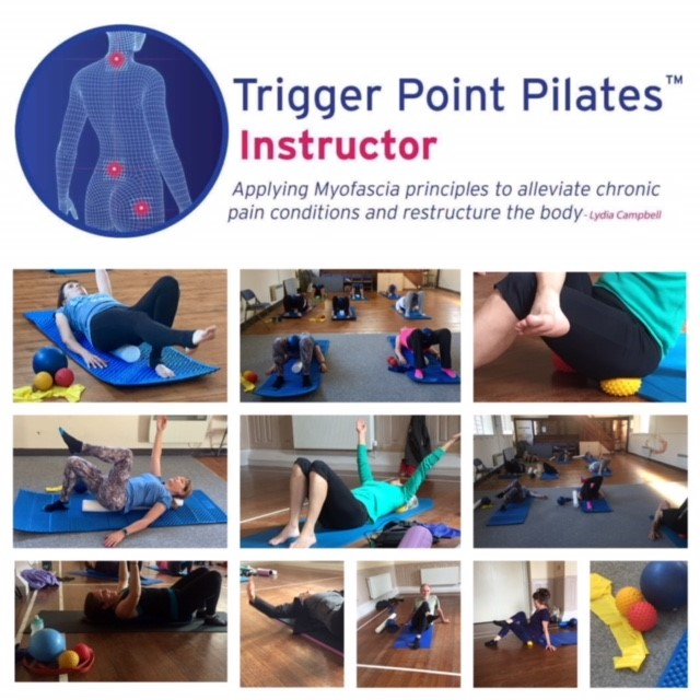 Trigger Point Pilates at QT Kendal