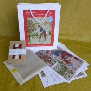 Gardener Embroidery Kit